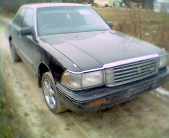 Toyota crown 1989 photo - 3