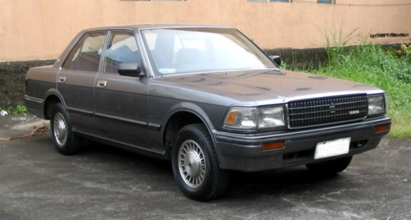 Toyota crown 1989 photo - 4