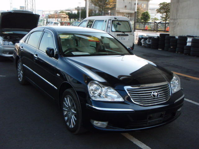 Toyota crown 2004 photo - 3