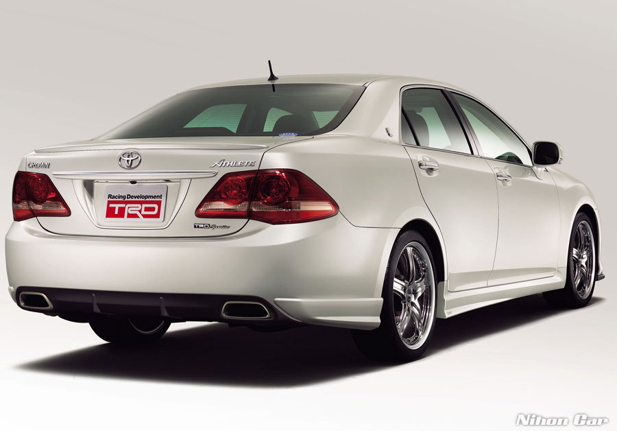 Toyota crown 2012 photo - 3