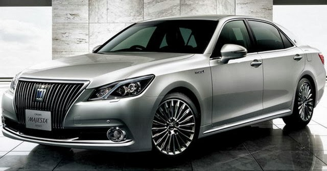 Toyota crown majesta 2014 photo - 4