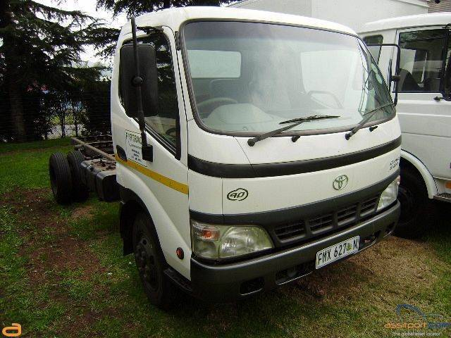 Toyota dyna 2006 photo - 4