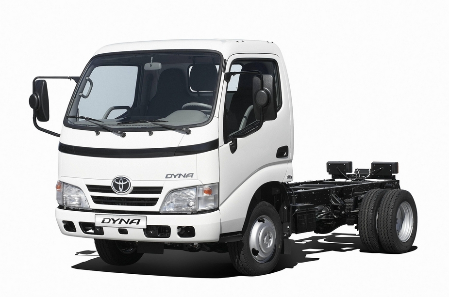 Toyota Dyna 2010 photo - 4
