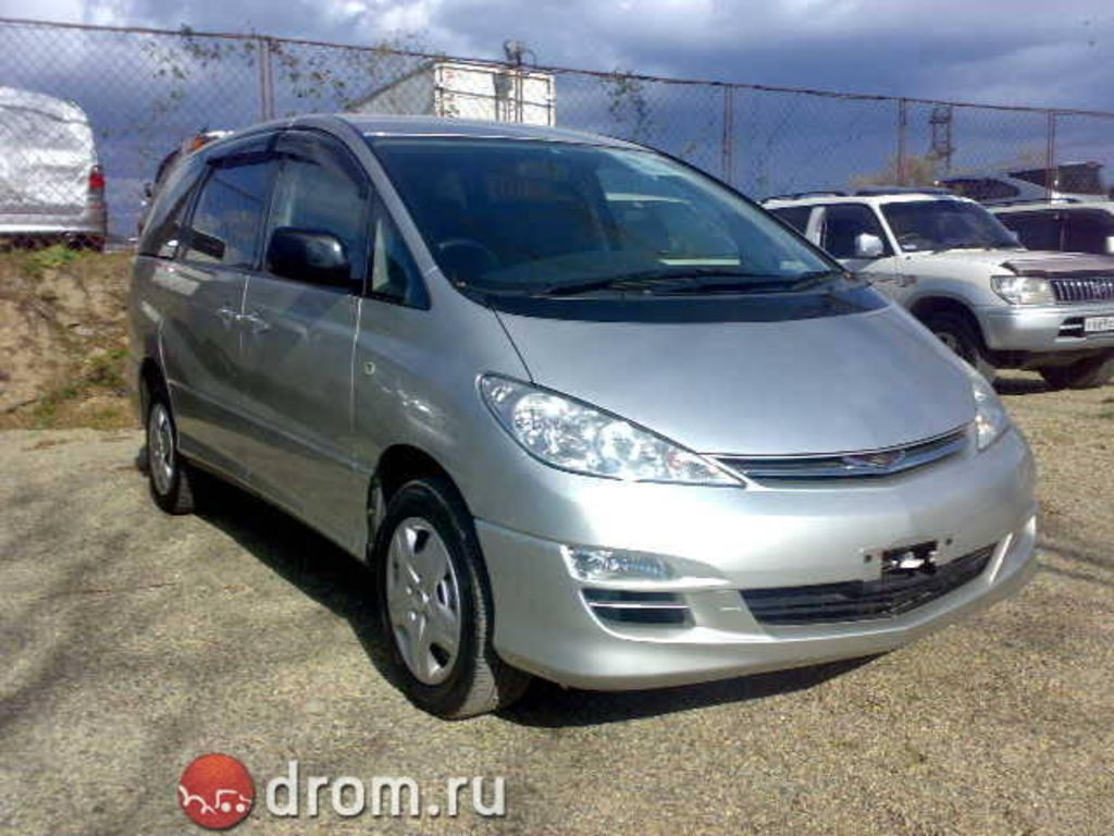 Toyota estima 2004 photo - 1