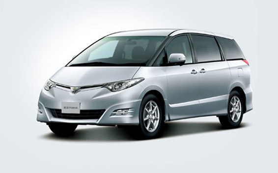 Toyota Estima 2009 photo - 3