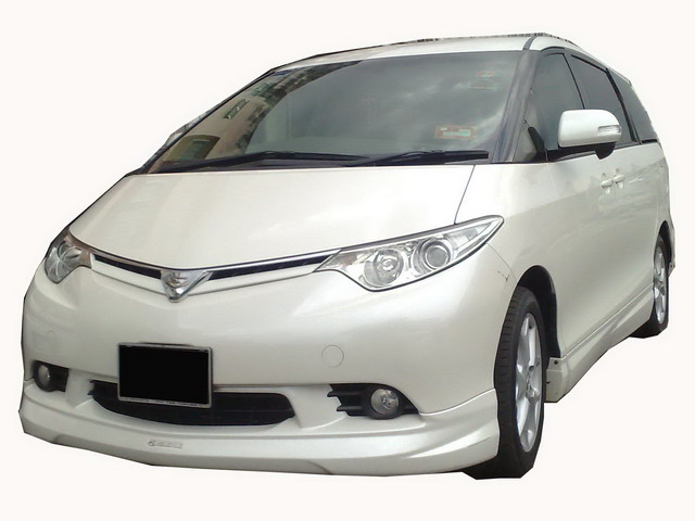 Toyota Estima 2009 photo - 5