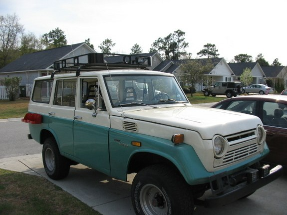 Toyota fj cruiser 1970 photo - 2
