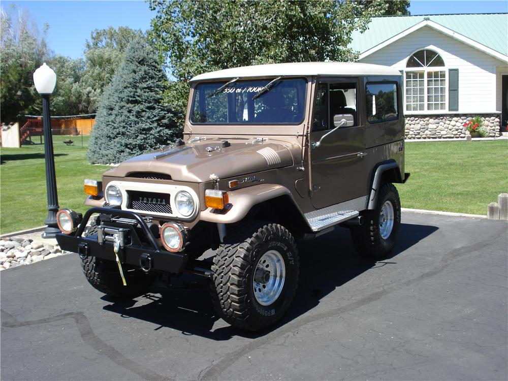 Toyota fj cruiser 1970 photo - 4