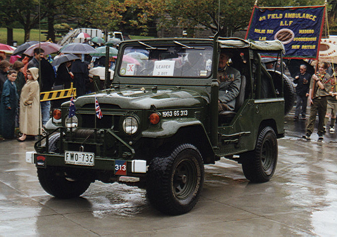 Toyota FJ Cruiser 1980 photo - 3