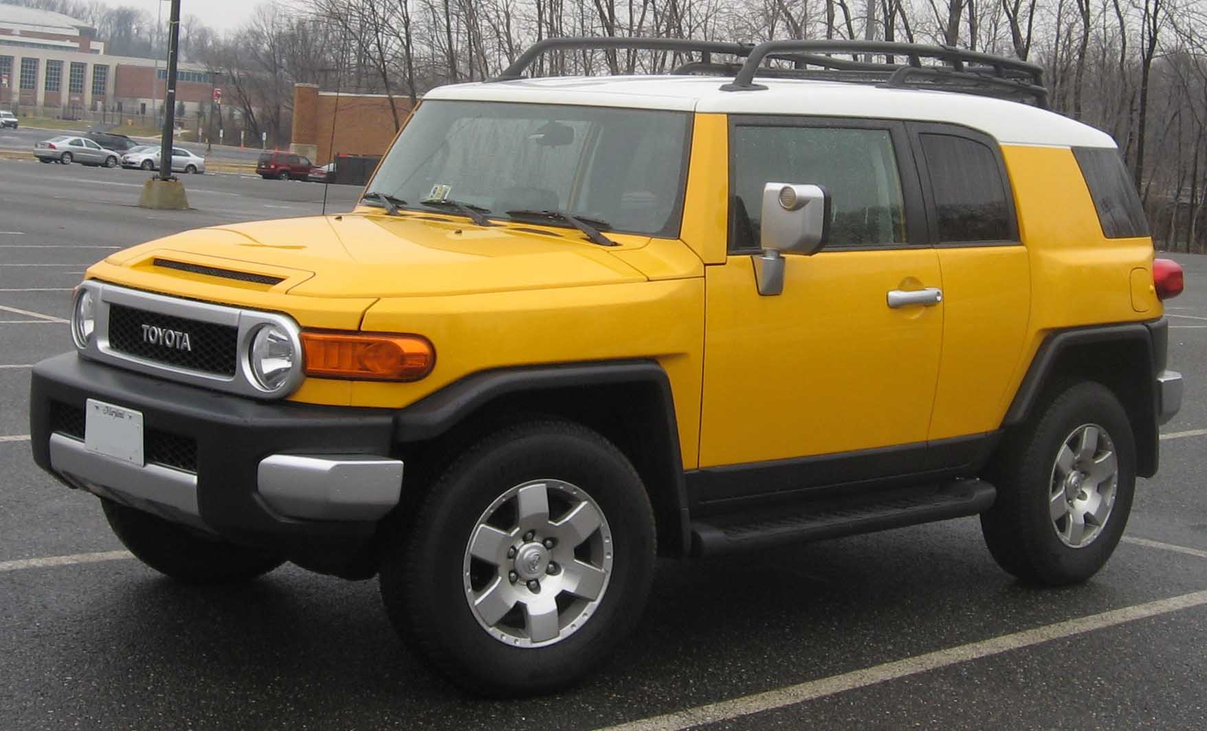 Toyota FJ Cruiser 2008 photo - 2