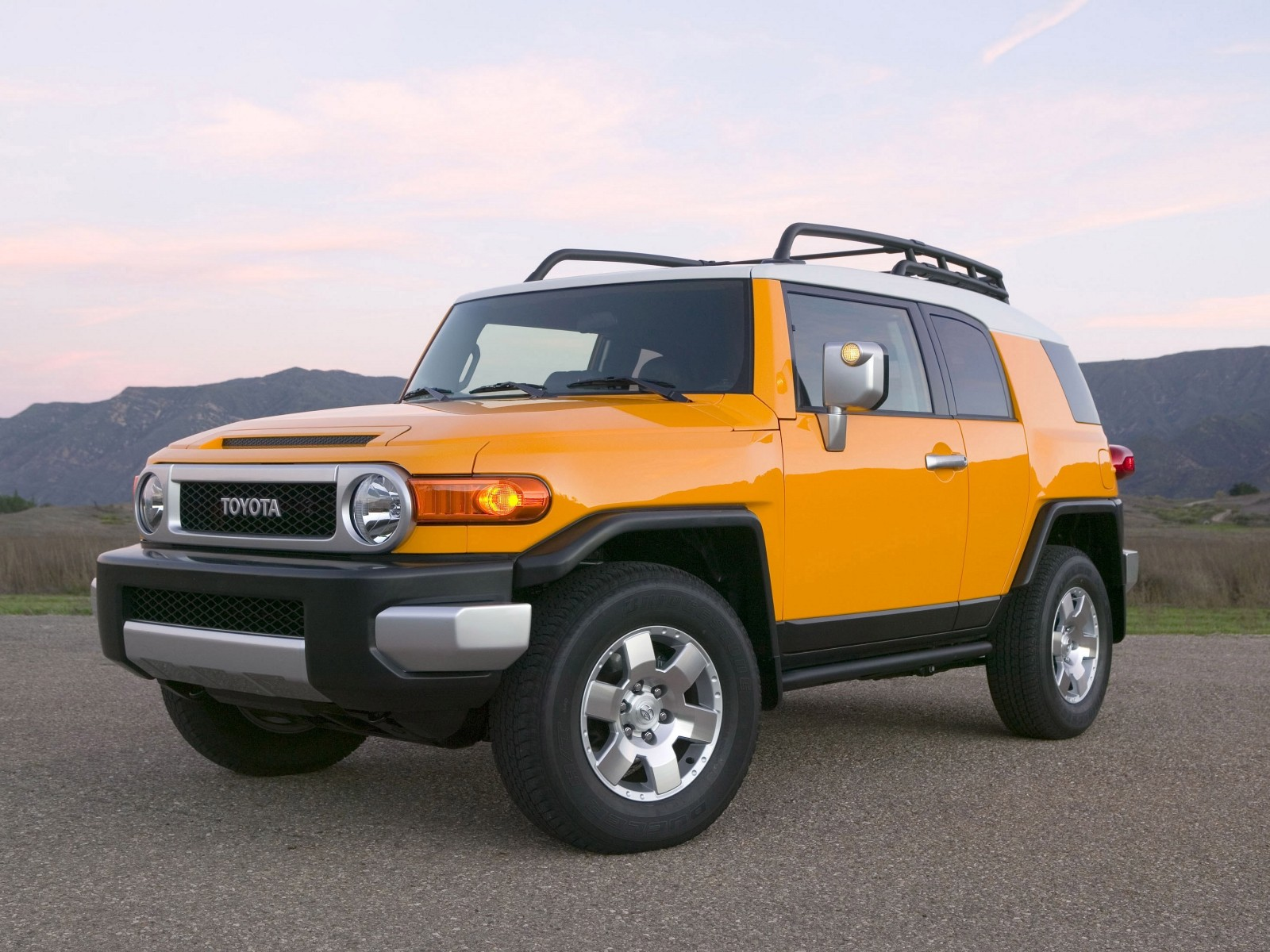 Toyota FJ Cruiser 2009 photo - 2