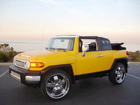 Toyota FJ Cruiser 2009 photo - 5
