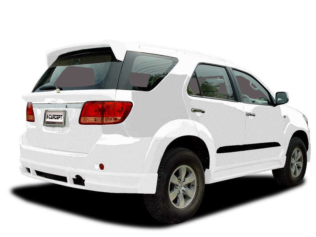 Toyota Fortuner 2005 photo - 2