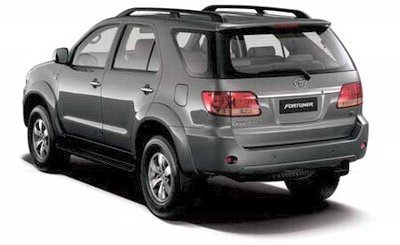 Toyota Fortuner 2005 photo - 5
