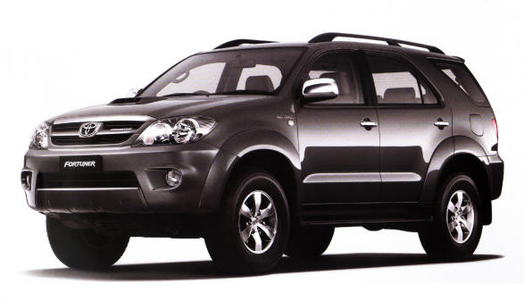 Toyota fortuner 2008 photo - 2