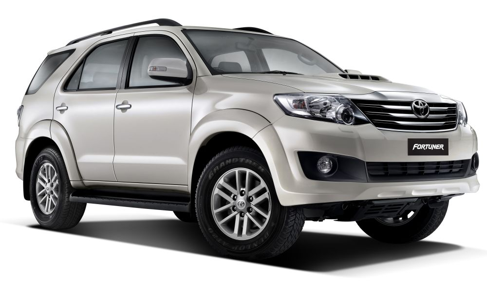 Toyota fortuner 2008 photo - 4