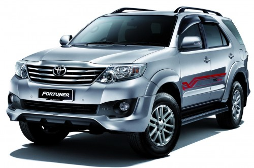Toyota fortuner 2012 photo - 2