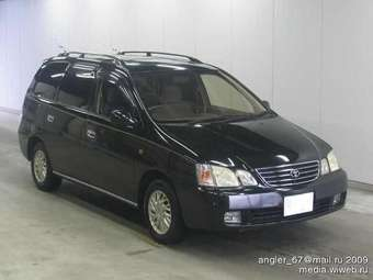 Toyota gaia 2000 photo - 1
