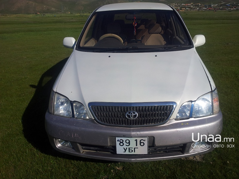 Toyota gaia 2000 photo - 2