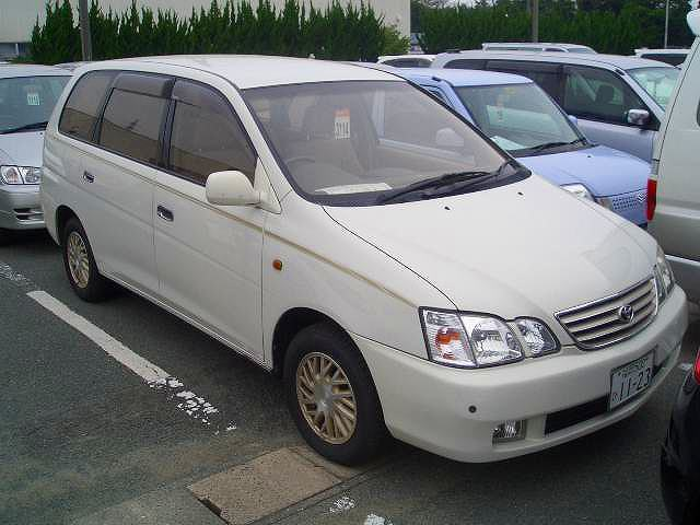 Toyota gaia 2000 photo - 4