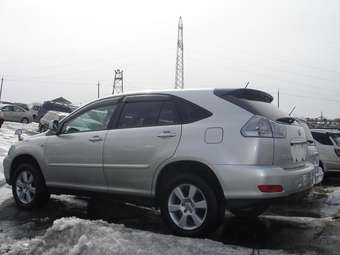 Toyota Harrier 2005