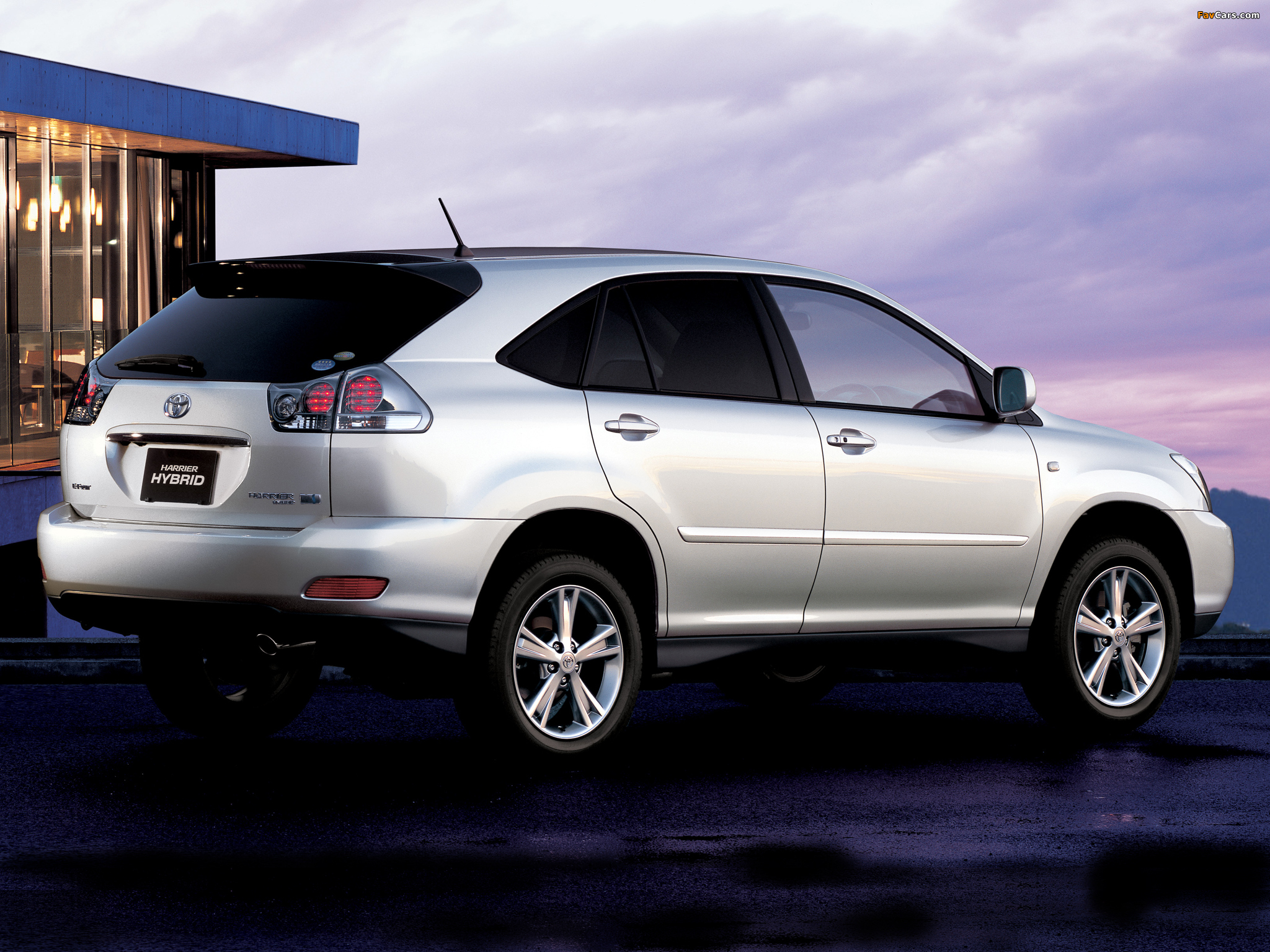 Toyota Harrier 2005 photo - 5