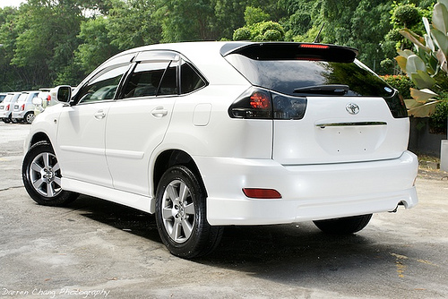 Toyota Harrier 2007 photo - 2