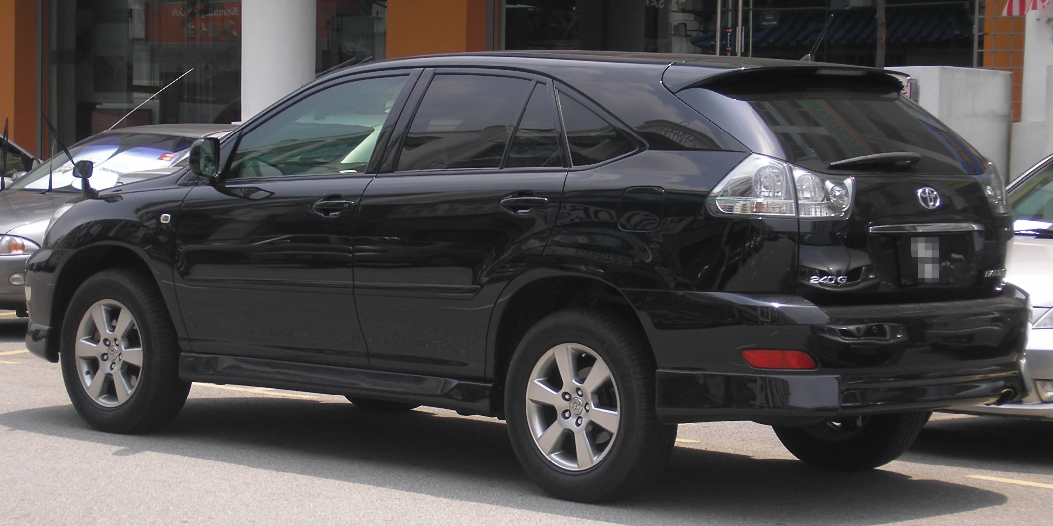 Toyota Harrier 2007 photo - 5