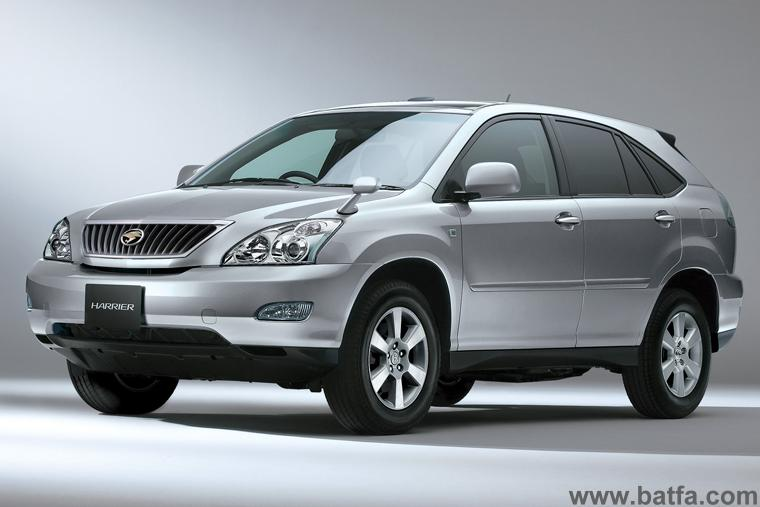 Toyota Harrier 2012 photo - 3