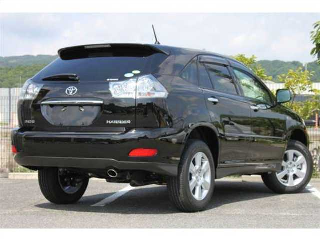 Toyota Harrier 2012 photo - 5