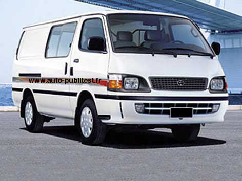 Toyota hiace 1984 photo - 5