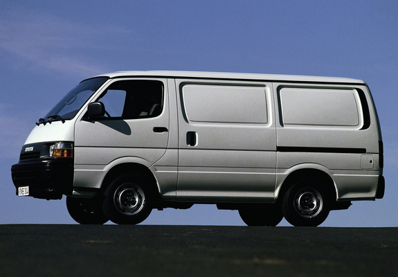 Toyota Hiace 1989 photo - 1