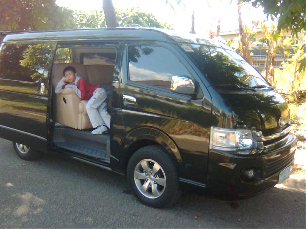 Toyota hiace 1992 photo - 2