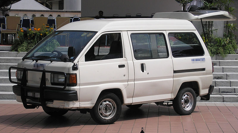 Toyota hiace 1992 photo - 3