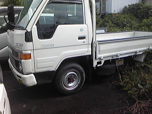 Toyota hiace 1992 photo - 4