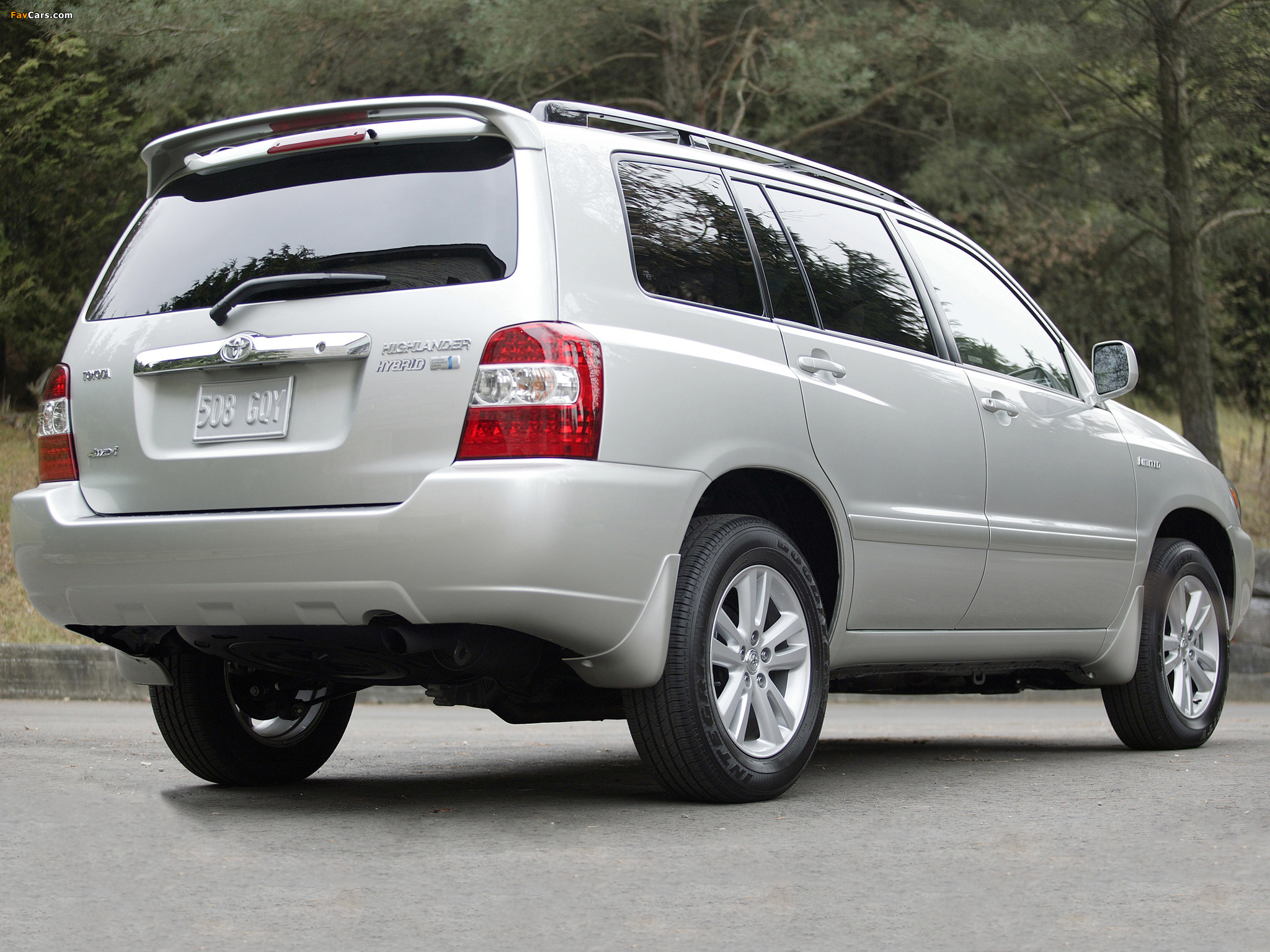 Exceptional Other Photos To Toyota Highlander 2005