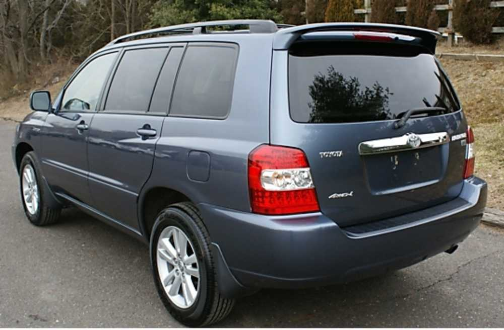 Toyota Highlander 2006 Review Amazing Pictures And