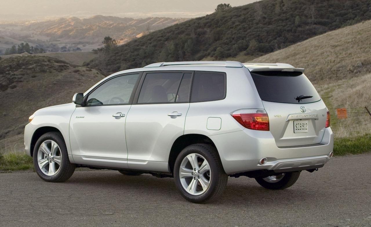 toyota highlander 2008 review amazing pictures and. Black Bedroom Furniture Sets. Home Design Ideas