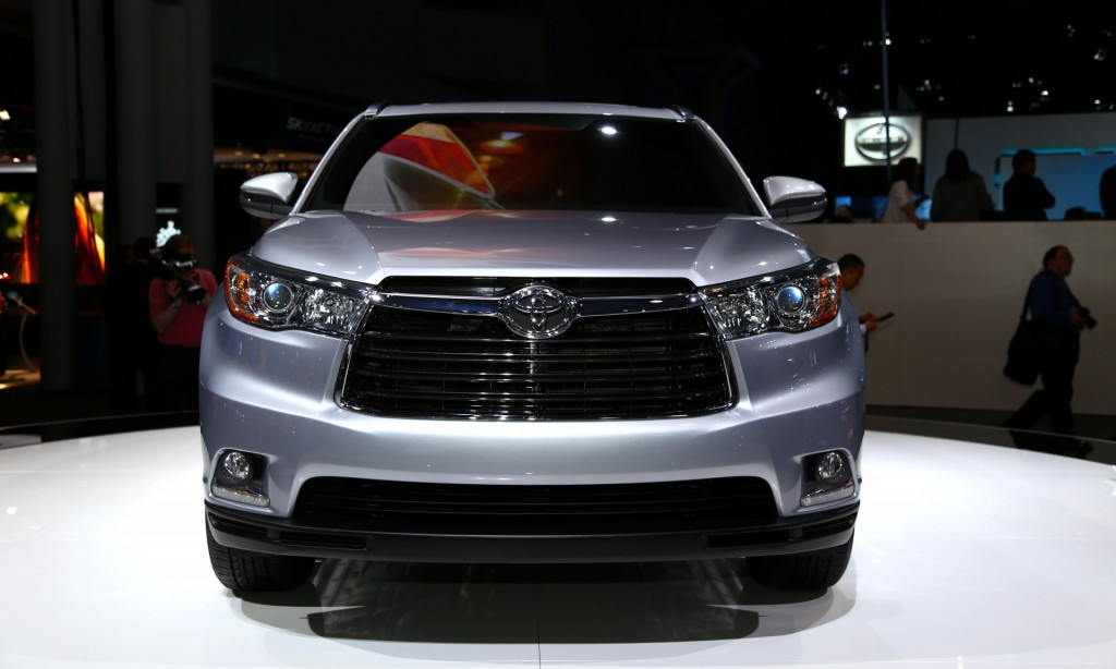 Toyota Highlander 2013 photo - 2