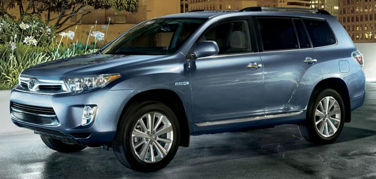 Toyota Highlander 2013 photo - 4