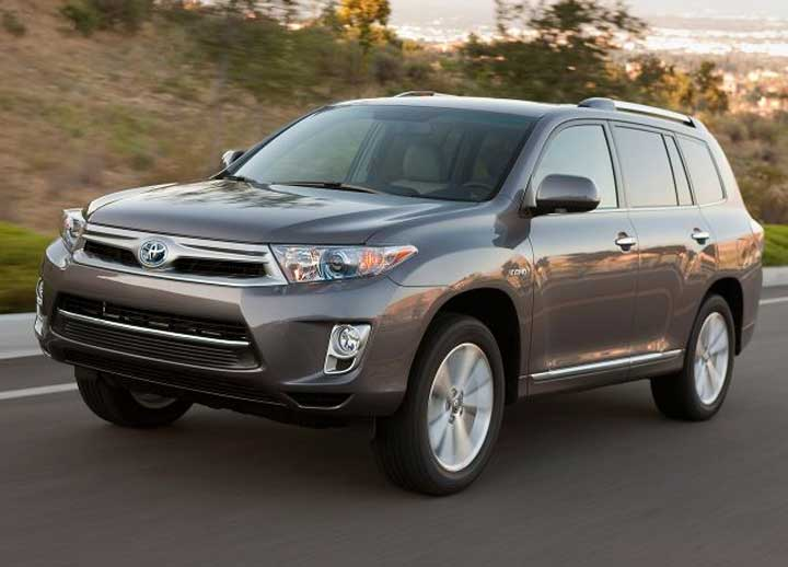 Toyota Highlander 2013 photo - 5
