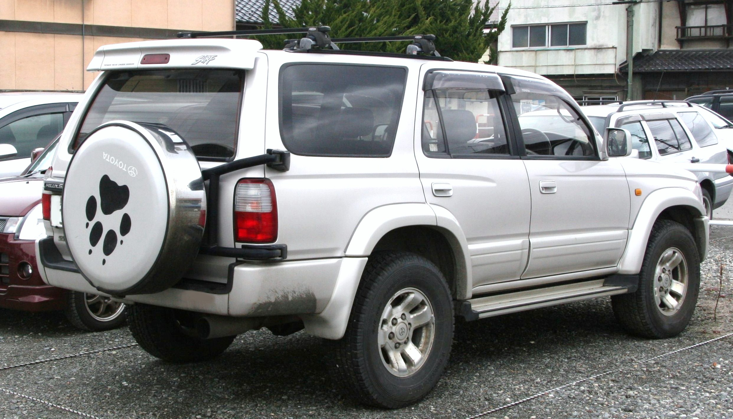 Toyota hilux 1998 photo - 1