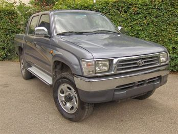 Toyota hilux 1998 photo - 5