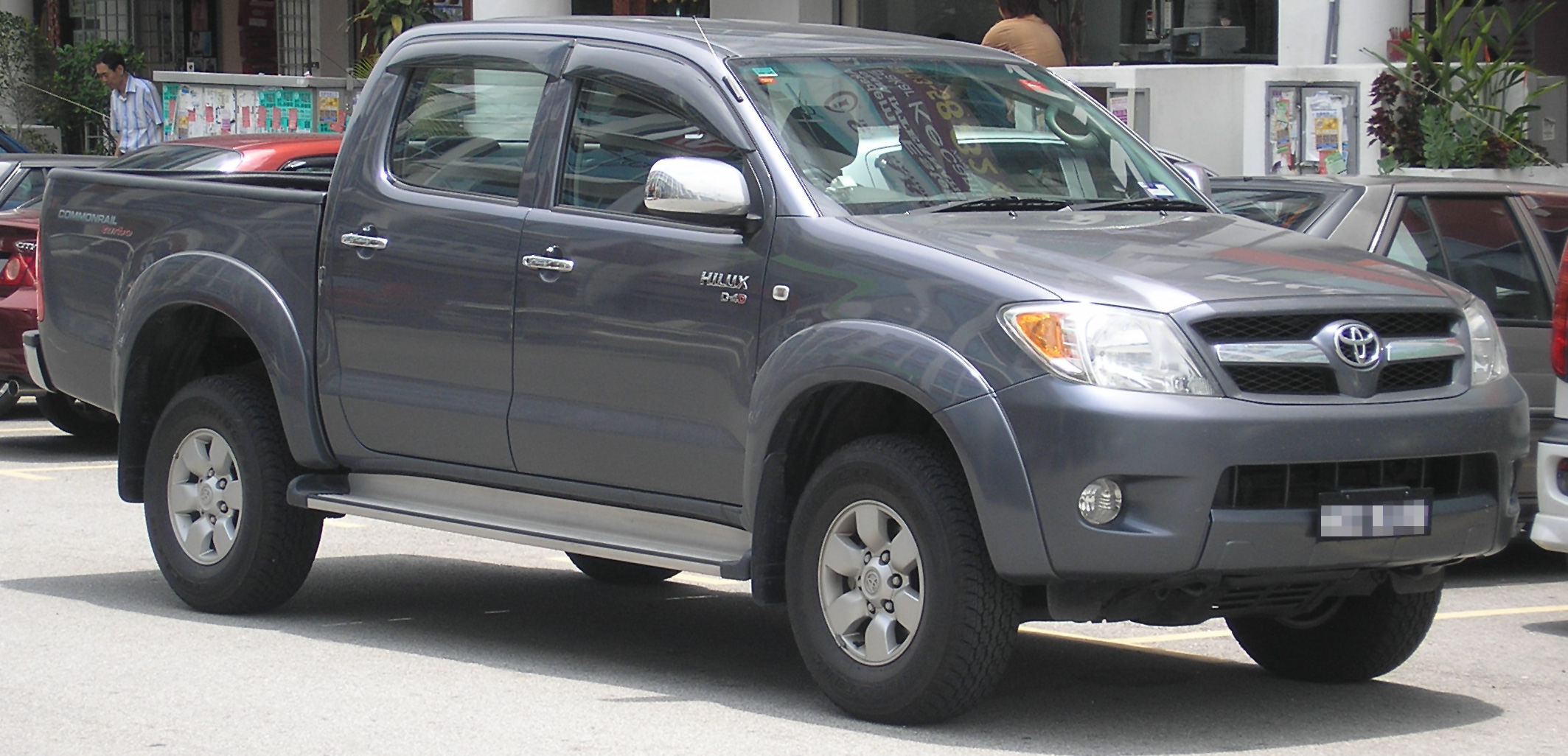 Toyota Hilux 2000 photo - 4