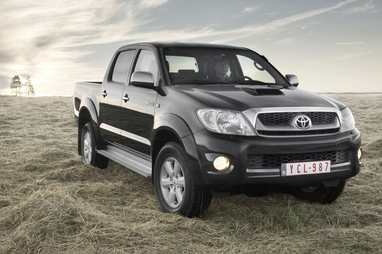 Toyota Hilux 2009 photo - 2