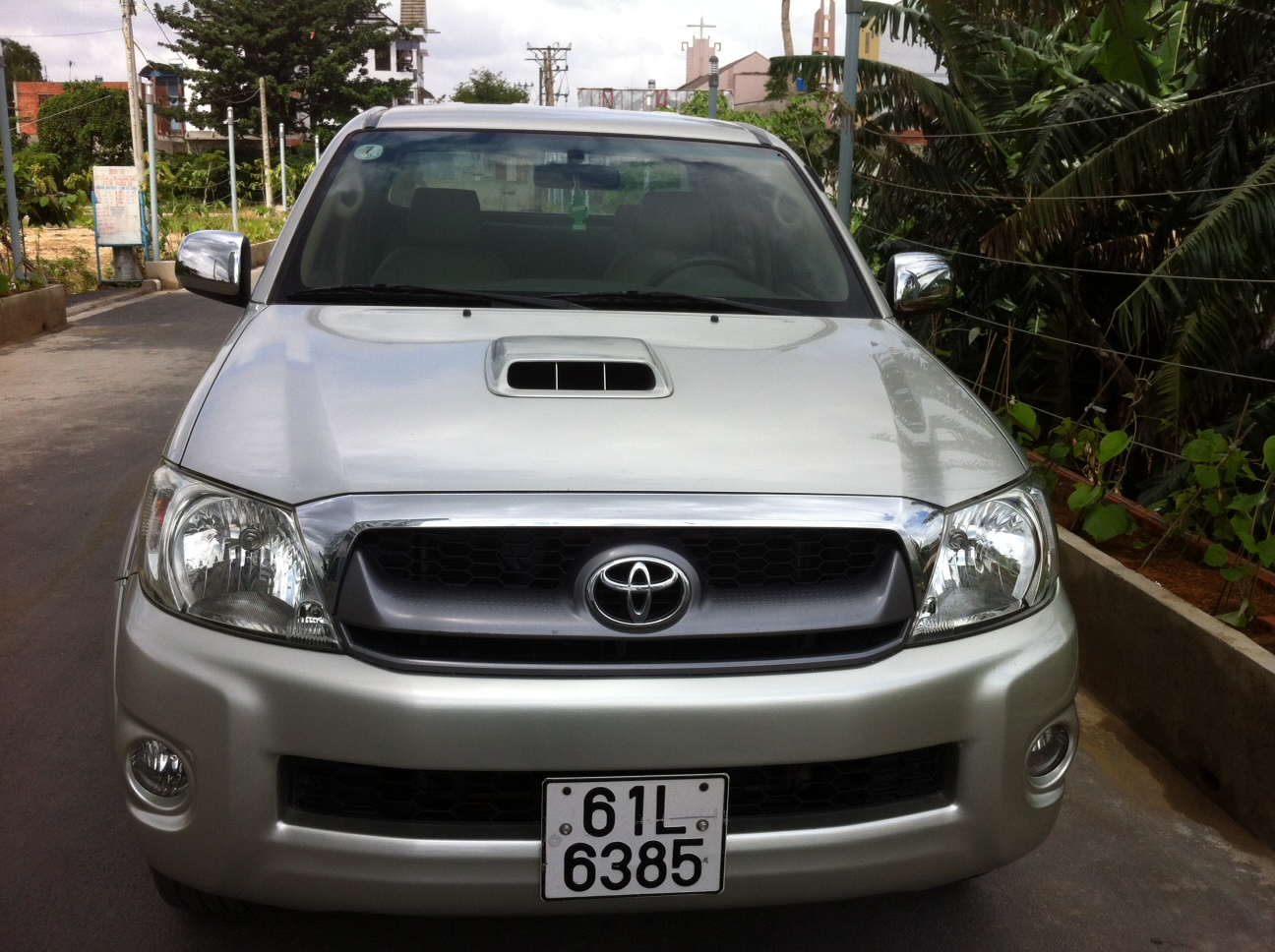 Toyota Hilux 2009 photo - 3