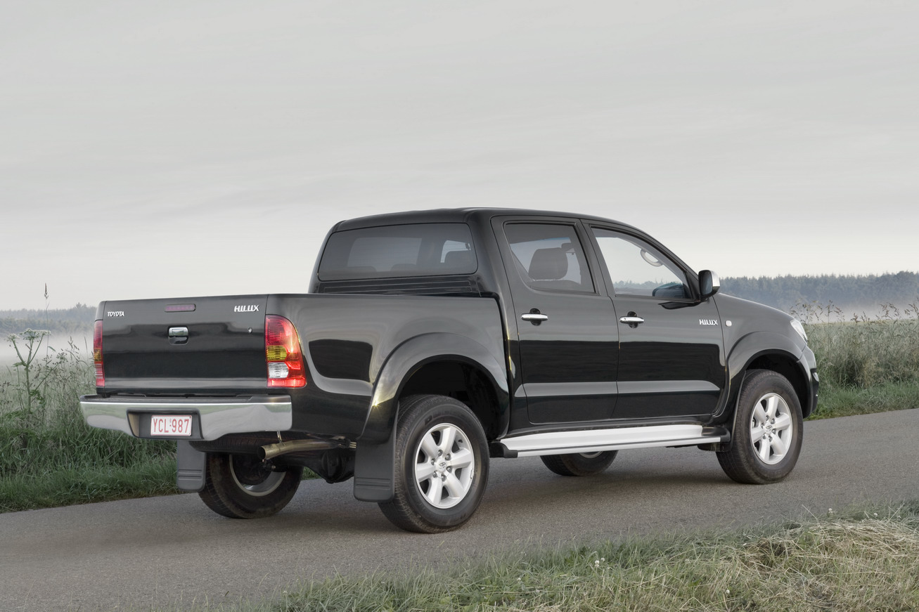 Toyota Hilux 2009 photo - 4
