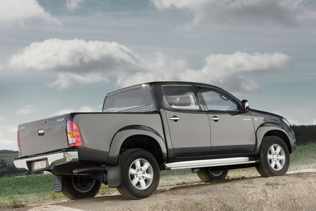 Toyota Hilux 2009 photo - 5