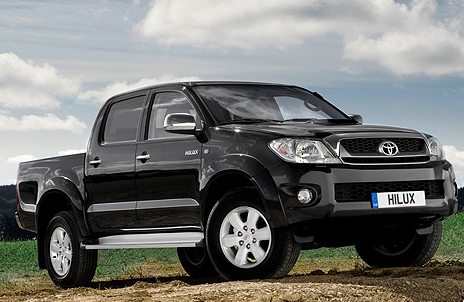 Toyota Hilux 2011 photo - 2