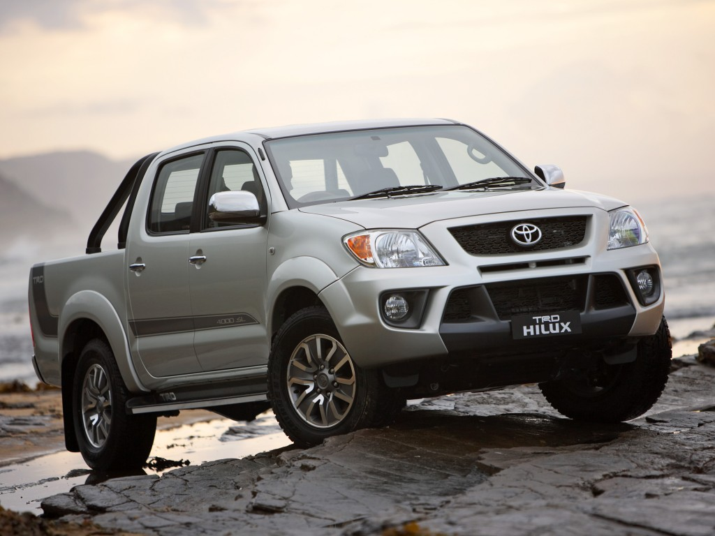 Toyota Hilux 2011 photo - 5